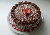 Čokoládový dort II.