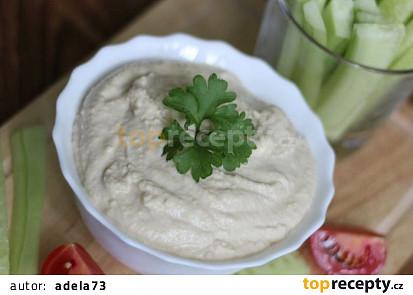 Hummus z mungo fazolek
