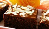 Jablková buchta s čokoládou