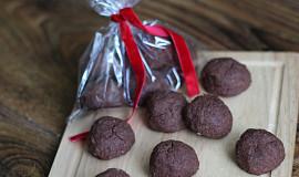 Kokosovo čokoládové hrudky