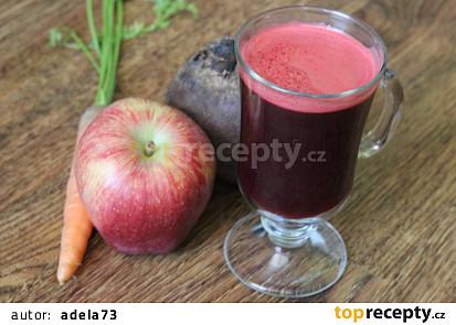 Řepno-jablečný fresh