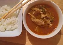 Sladkokyselé kuře thajské