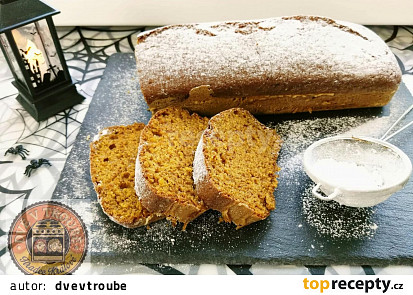 Dýňový perníček/Pumpkin gingerbread