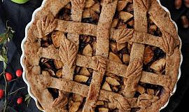 Jablečný koláč (vegan)