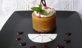 Jablkový dort z Valtýnova