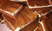 Kakaovo tvarohové řezy