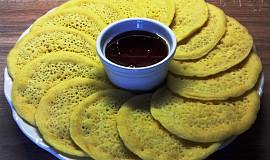 Marocké palačinky