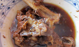Medová žebra (Honey ribs)