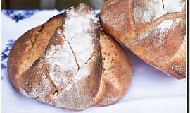 Pletený chléb