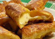 Tortilové balíčky