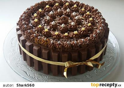Čokoládový dort lll.