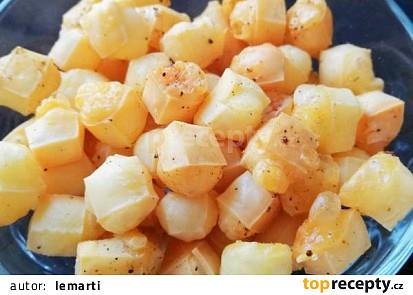 Popcorn ze sýru