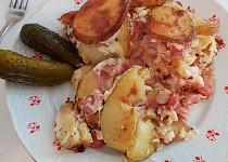 Variace na francouzské brambory