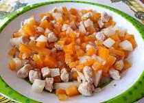 Vepřové s mrkví a bramborami - pro nejmenší