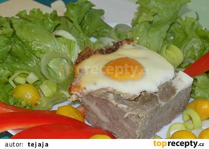 Zapečené mleté maso