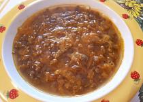 Čočková polévka s mrkví - pro nejmenší