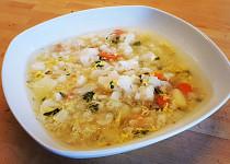 Jednoduchá a výborná květáková polévka