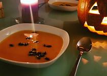 Jednoduchá dýňová polévka