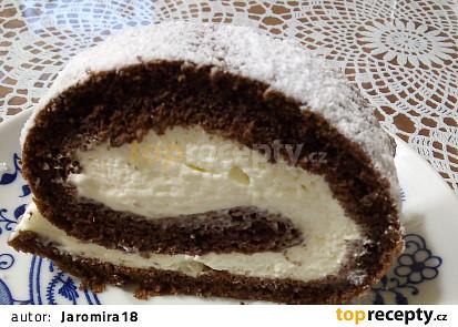 Kakaová roláda V1