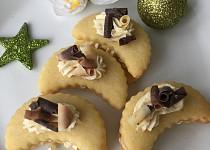 Rohlíčky s ořechovým krémem