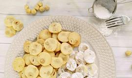 Masarykovo cukroví - lískooříškové knoflíky