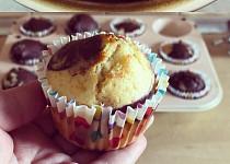 Mramorové muffiny