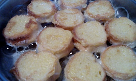Smažené jednohubky na slano i sladko