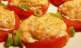 Teplé rajčatové chuťovky