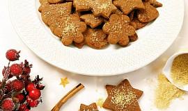 Vánoční skořicové sušenky