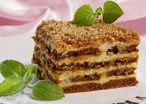 Bleskový sušenkový řez