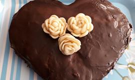 Čokoládovo-kakaový dort 2
