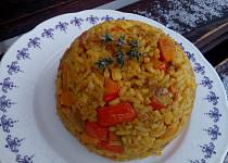 Dýňová rýže