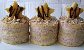 Kaštanové dortíčky