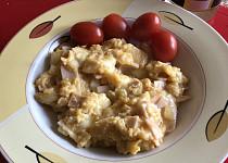 Míchaná vajíčka podle mne