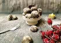 Perníkové crinkle cookies
