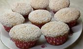 Pudinkové muffiny
