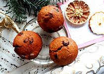 Vánoční muffin