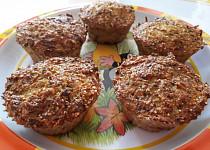Brokolicovo-bramborové muffinky - pro nejmenší