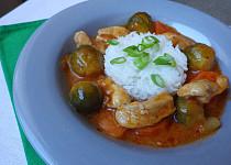 Bulharské vepřové nudličky se zeleninou