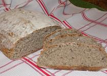 Chléb s vločkami