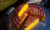 Citronovo-mrkvový koláč / bábovka