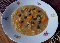 Kapustovo-dýňová polévka