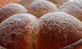 Kynuté buchty z bramborového těsta