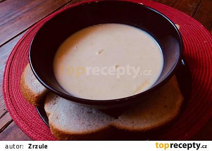 Polévka pórková