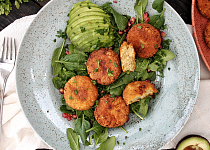 Falafel (vegan)