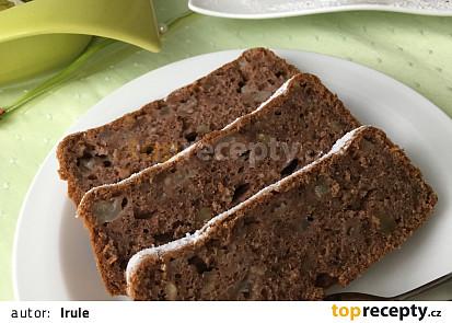 Hruškový chlebíček