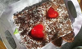 Valentýnský dortík