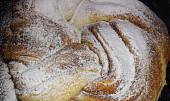 Estonský kringel z pekárny