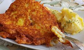 Tilapie v sýrovém těstíčku