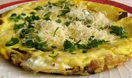 Chlebová omeleta